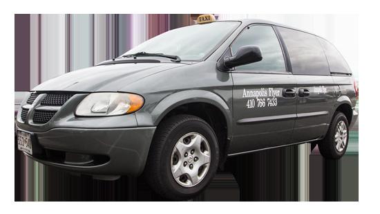 Annapolis Flyer Cab Fleet
