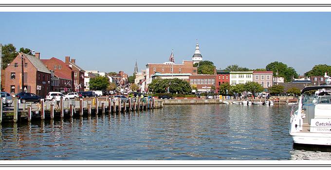 Annapolis Harbor Ego Alley