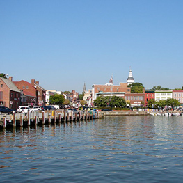 Annapolis Harbor Ego Alley