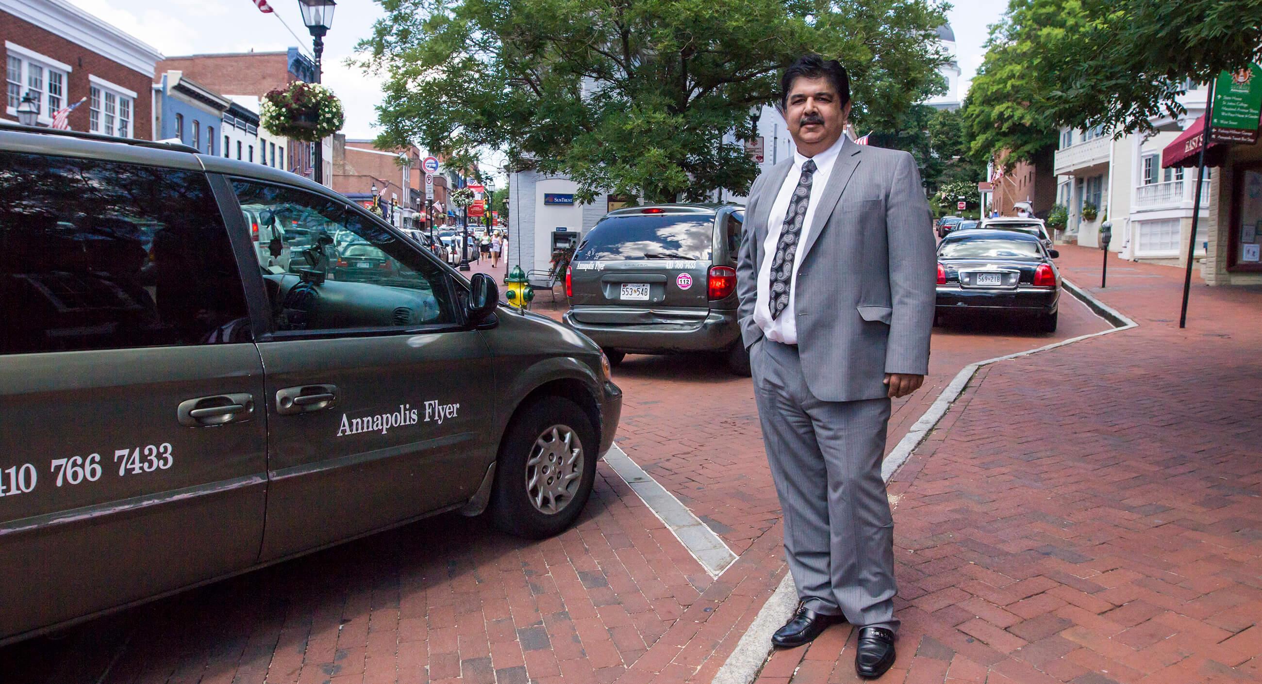 Annapolis Flyer Cab in Annapolis 2600x1410