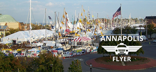 US Boat Show Annapolis Maryland